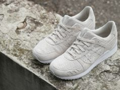 Asics Gel Lyte III Birch Suede Perforated