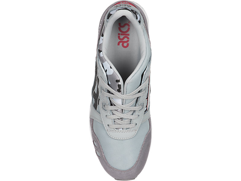 Asics Gel Lyte III Grey Camo