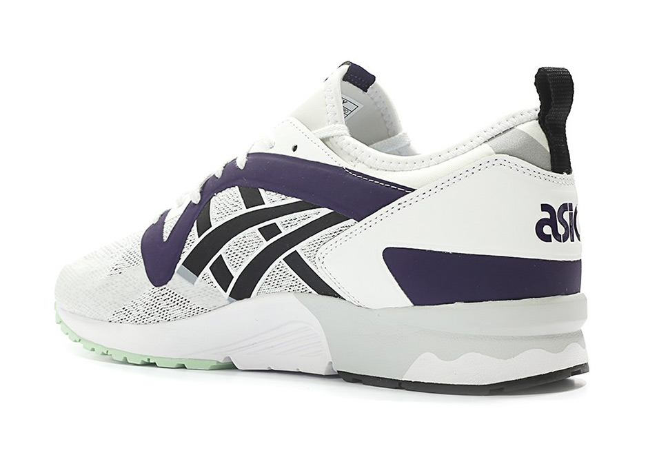 Asics Gel Lyte V No Sew OG White Purple