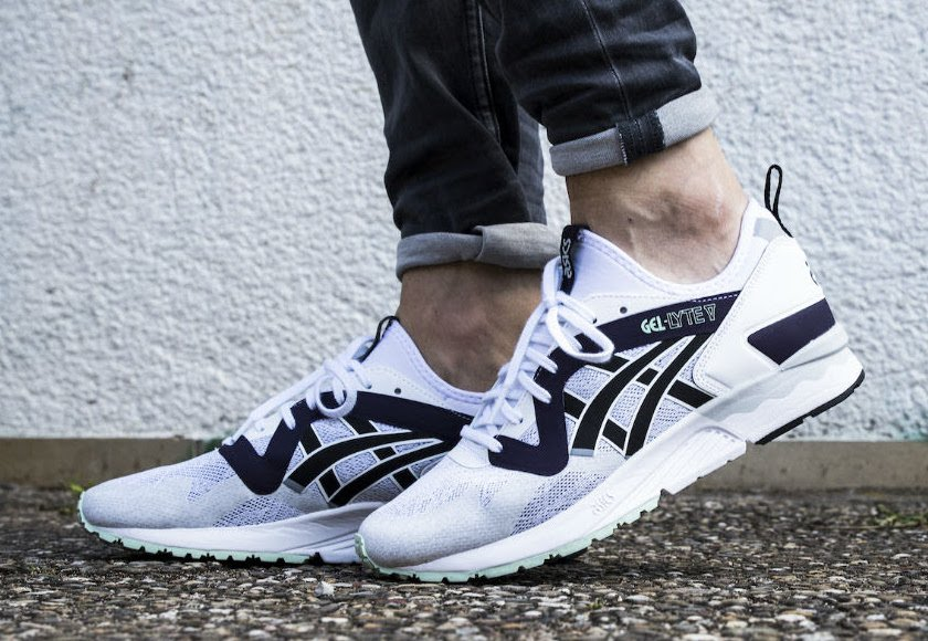 Asics Gel Lyte V NS Dark Purple