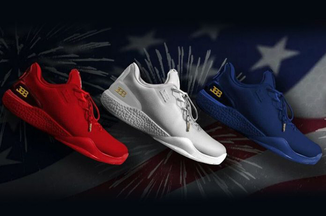 Big Baller Brand ZO2 Independence Day Release Date