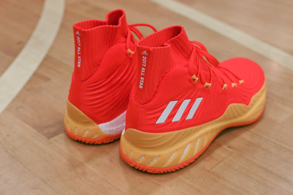 9378e564aafc ... Candace Parker adidas Crazy Explosive 17 All-Star ...