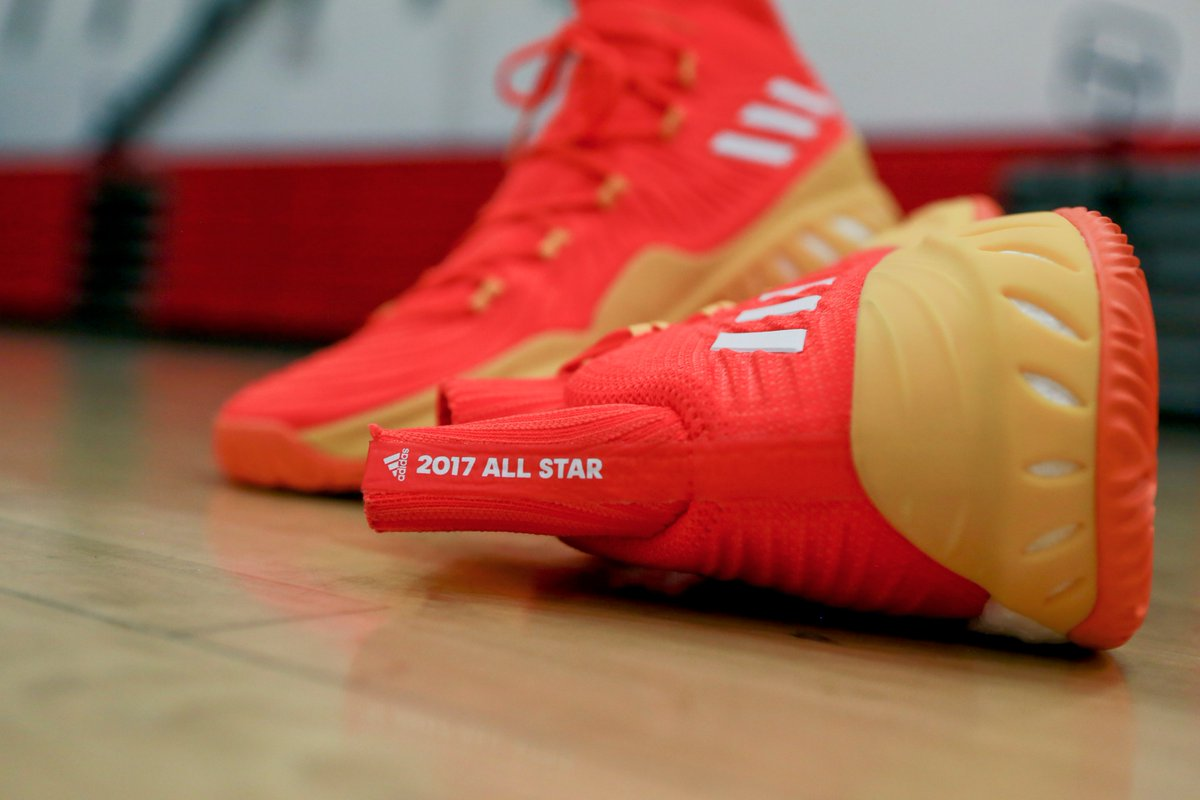 Candace Parker adidas Crazy Explosive 17 All-Star