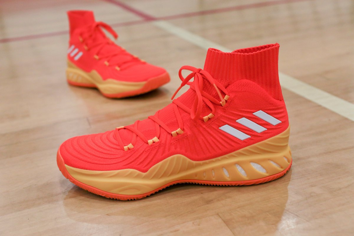 official photos db102 d8c5d Candace Parker adidas Crazy Explosive 17 All-Star