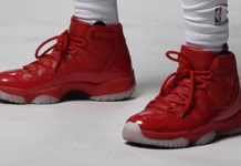 Chris Paul Air Jordan 11 Houston Rockets PE
