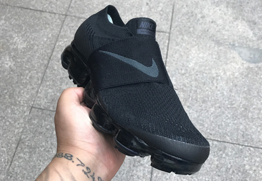 new collection retail prices release info on COMME des GARÇONS Nike VaporMax Strap 2018 | SneakerFiles