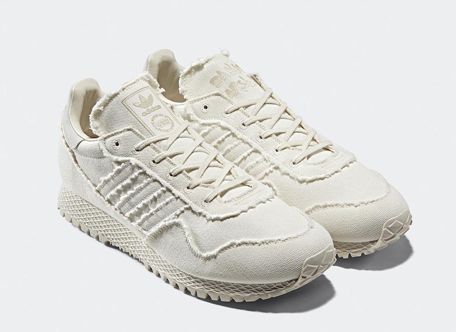 Daniel Arsham adidas New York Release Date