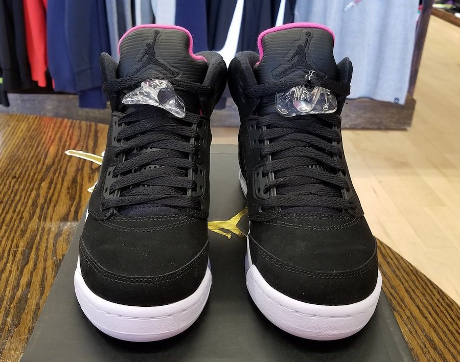 7fa451396e31 Air Jordan 5 Deadly Pink Release Date