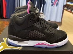 Deadly Pink Air Jordan 5 GS