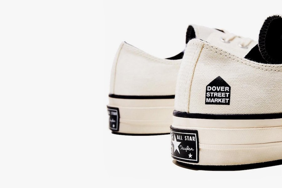 Dover Street Market Singapore x Converse Chuck Taylor All-Star 70s ... b63ea02c2