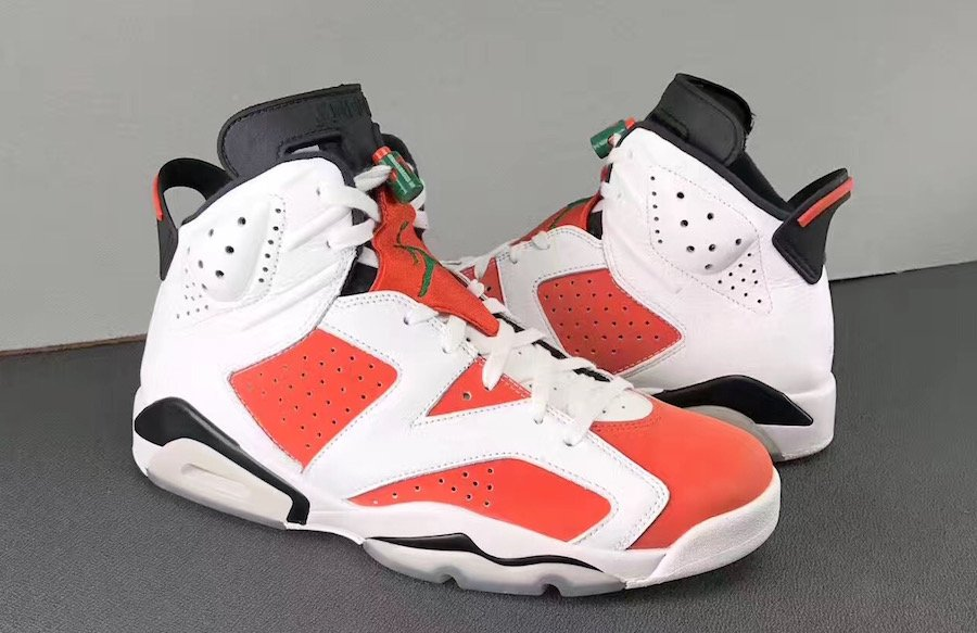 Gatorade Air Jordan 6 Be Like Mike
