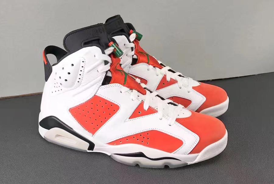Gatorade Air Jordan 6 Be Like Mike