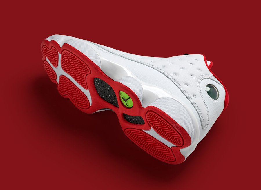 History of Flight Jordan 13