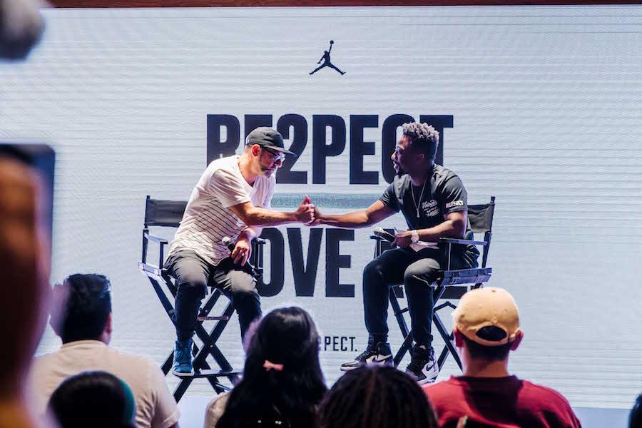 Jordan Brand Re2pect Chicago