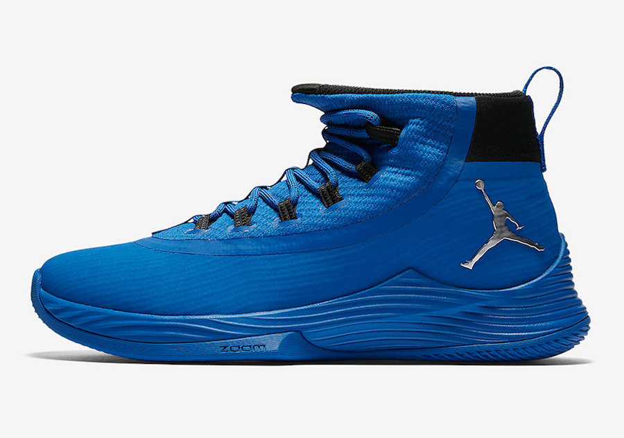 Jordan Ultra Fly 2 Game Royal Black