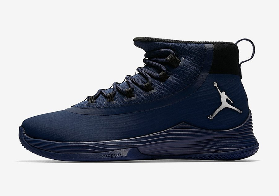 Jordan Ultra Fly 2 Midnight Navy