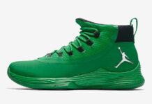 Jordan Ultra Fly 2 Pine Green Green Spark