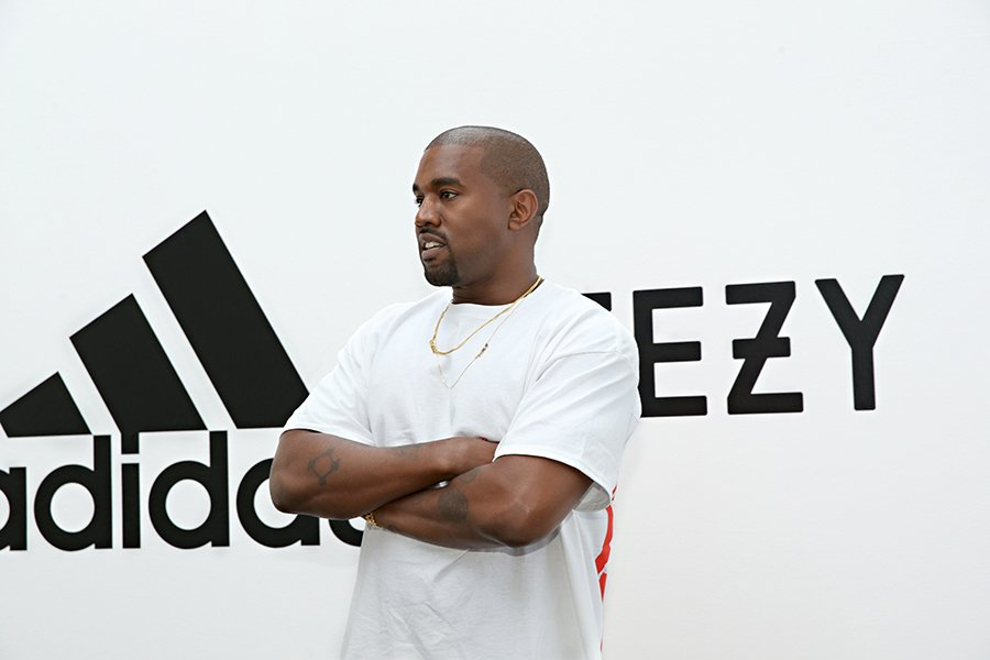 Kanye West Sends Fan Yeezys