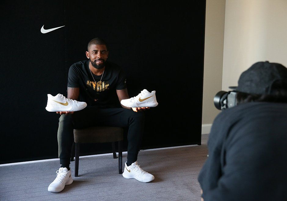 Kyrie Irving Summer Tour Asia