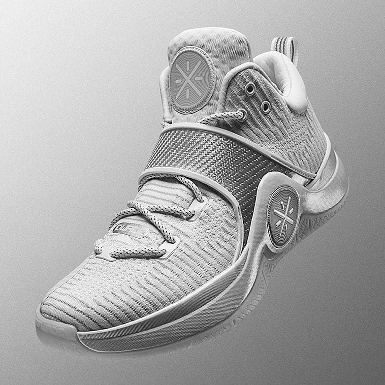 Li-Ning Way of Wade 6 White Release Date