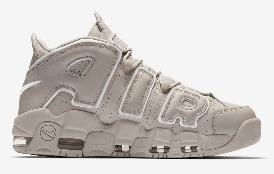 Light Bone Nike Air More Uptempo 921948-001