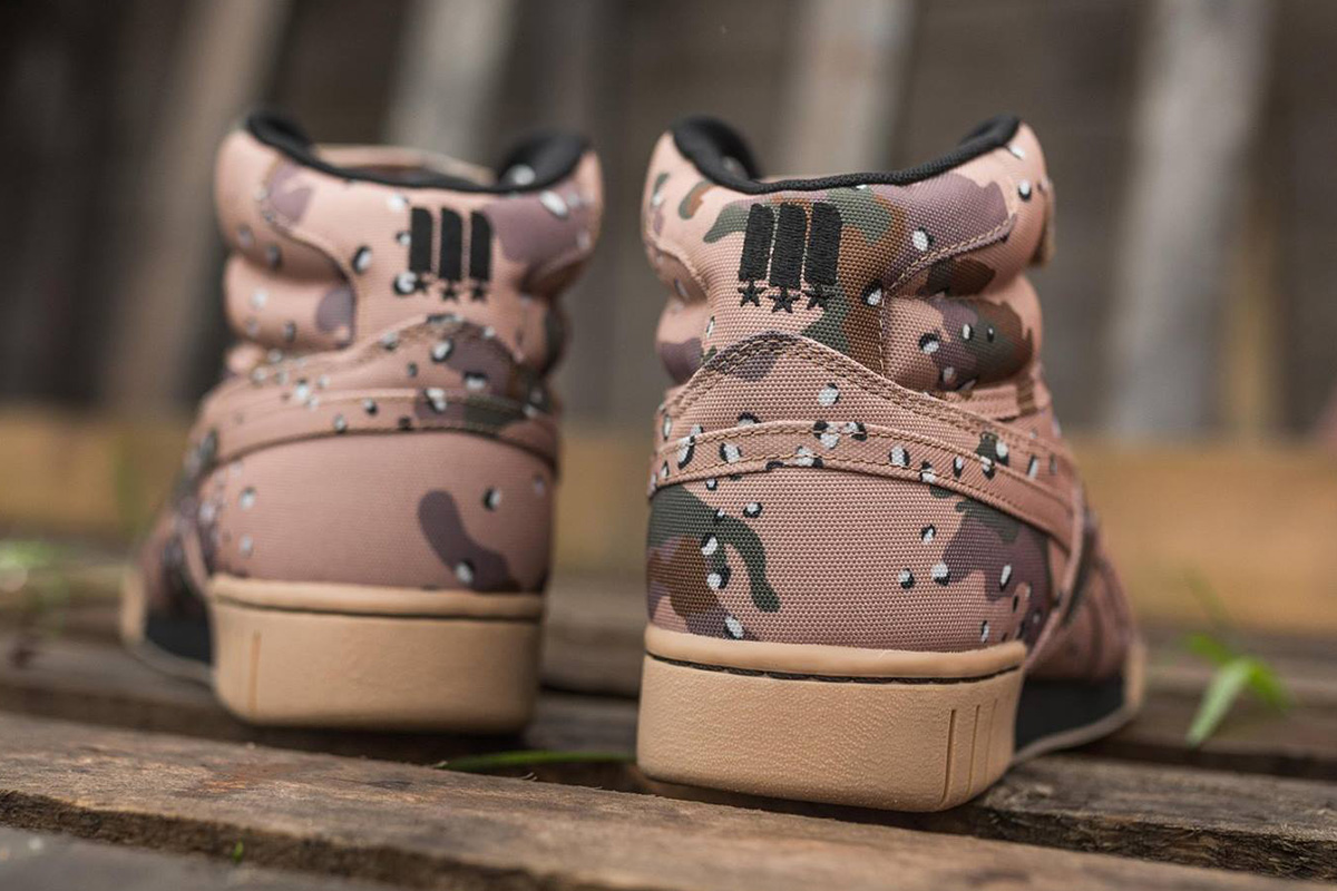 Major DC Reebok EX-O-Fit Hi Camo