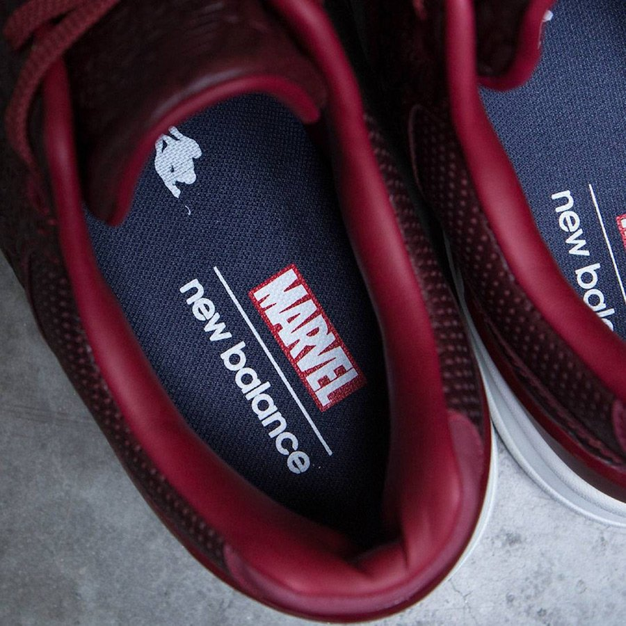 Marvel x New Balance 530 Spider-Man