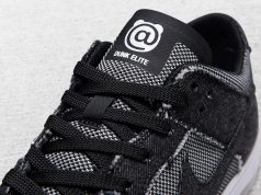 MEDICOM Toy Nike SB Dunk Low Elite BE@RBRICK