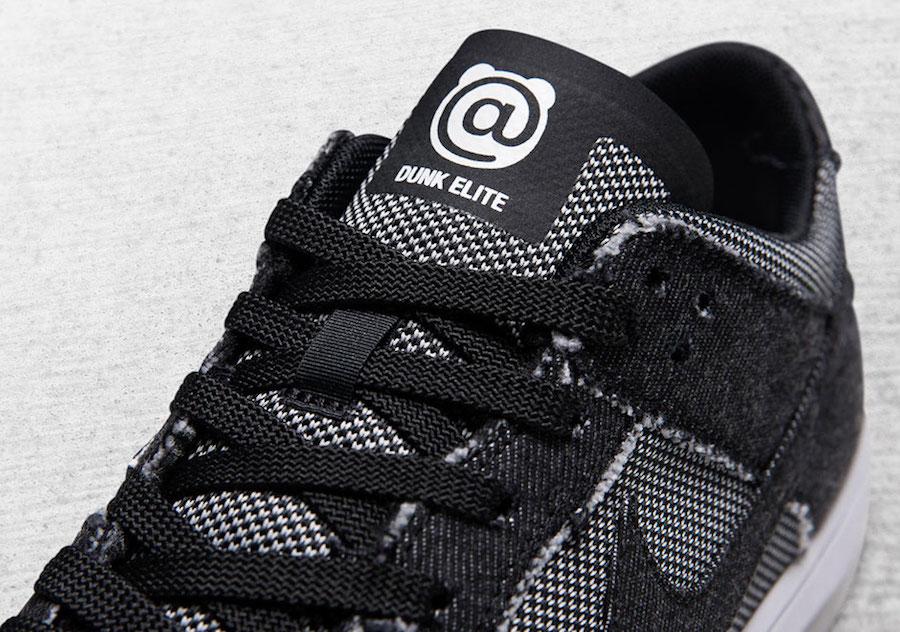 MEDICOM Toy Nike SB Dunk Low Elite BE@RBRICK