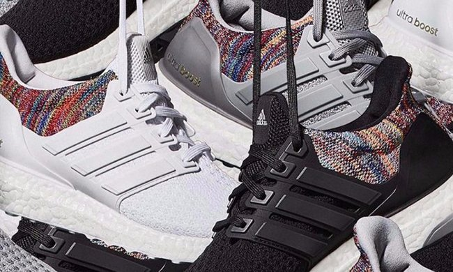 miadidas Ultra Boost Mutlicolor Option Online