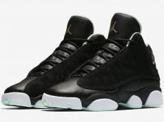 Mint Foam Air Jordan 13 GS 439358-015