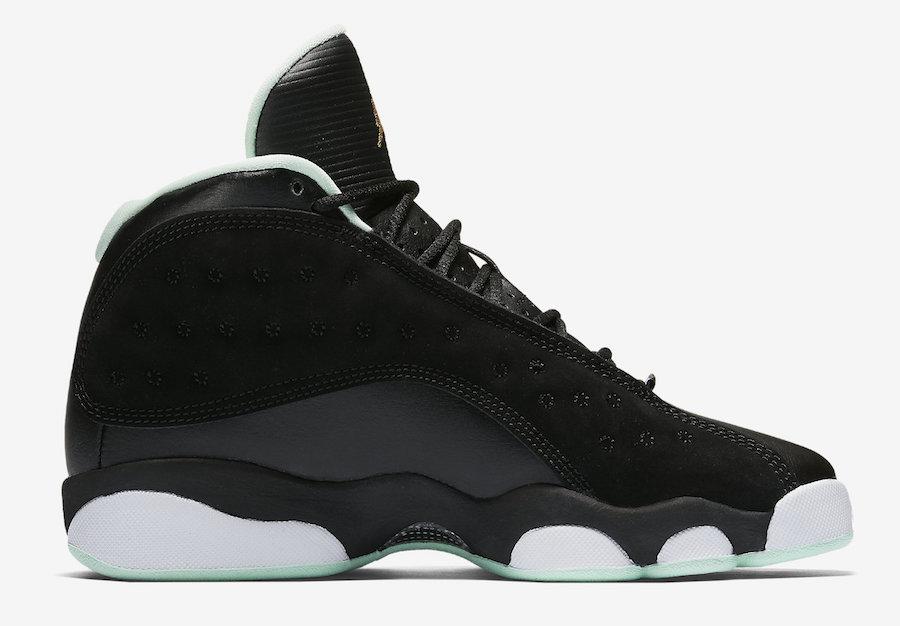 Mint Foam Air Jordan 13 GS 439358-015