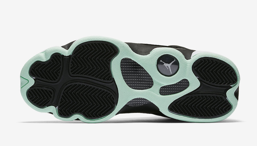 the best attitude d532b 68d28 Mint Foam Air Jordan 13 GS 439358-015