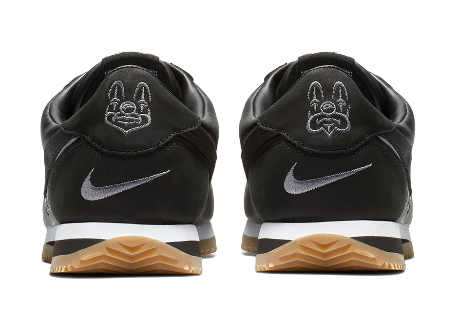 Mister Cartoon Nike Cortez Black