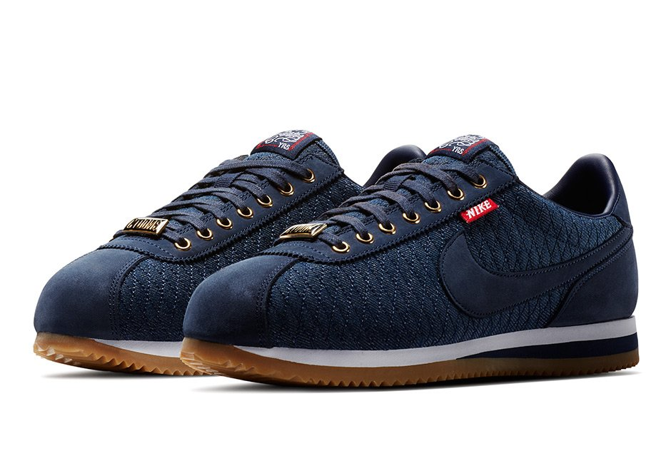 Mister Cartoon Nike Cortez Blue