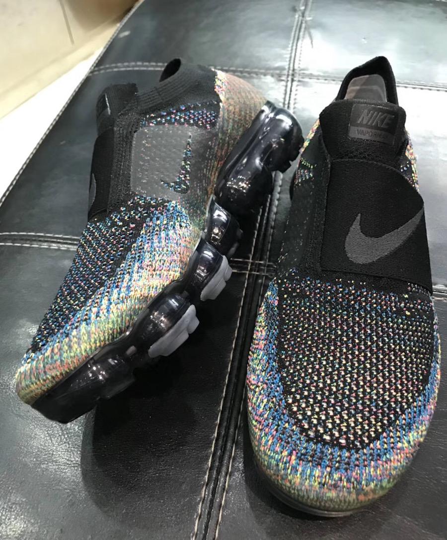Multicolor Nike VaporMax Strap