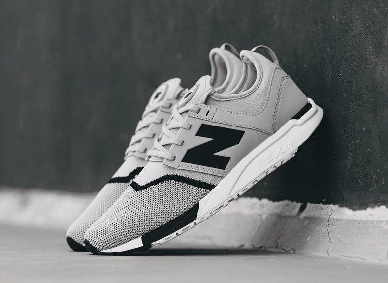 low cost new balance black white 33185 1276e