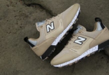 New Balance Trailbuster Re-Engineered Incense Beige