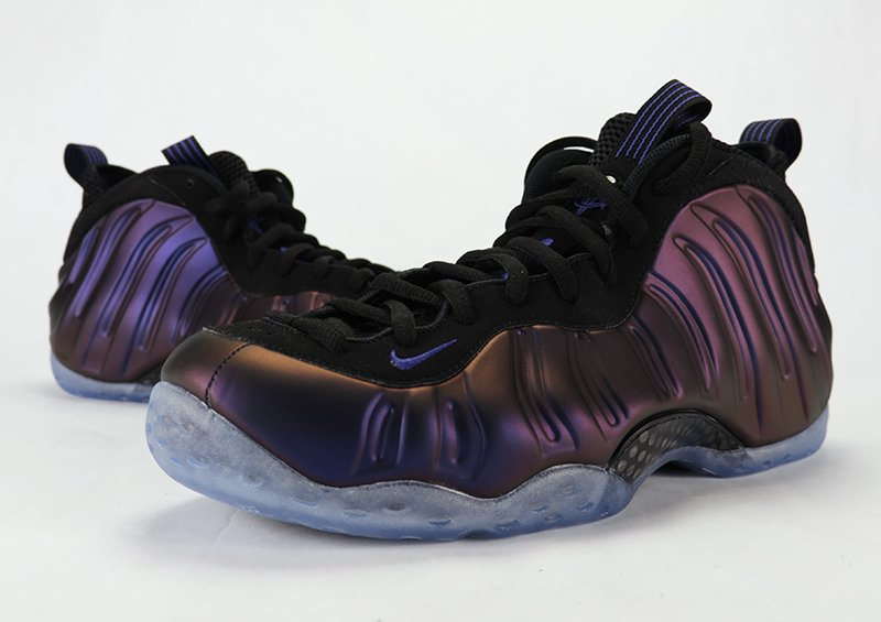 Nike Air Foamposite One Eggplant 2017 Review On Feet