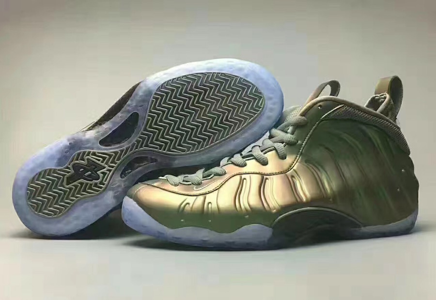 Nike Air Foamposite One Shine Womens Release Date
