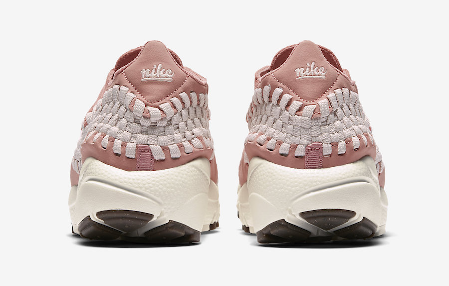 Nike Air Footscape Woven Rose Pink 917698-600  ba122ff39341