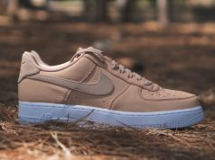 Nike Air Force 1 Premium Vachetta Tan