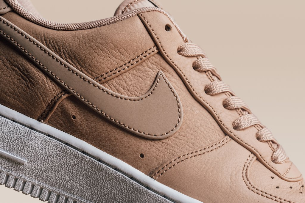 sale retailer 51672 623d6 Nike Air Force 1 Premium Vachetta Tan