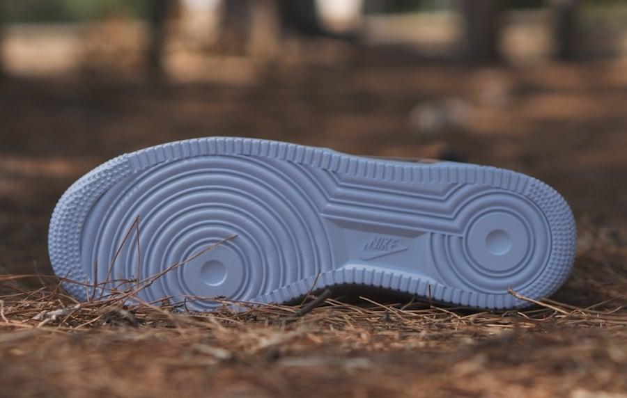 Nike Air Force 1 Premium Vachetta Tan