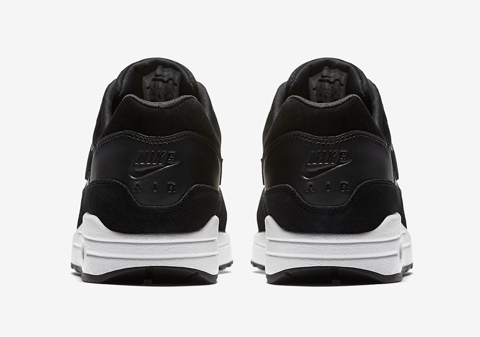 Nike Air Max 1 Skulls Black Chrome Release Date