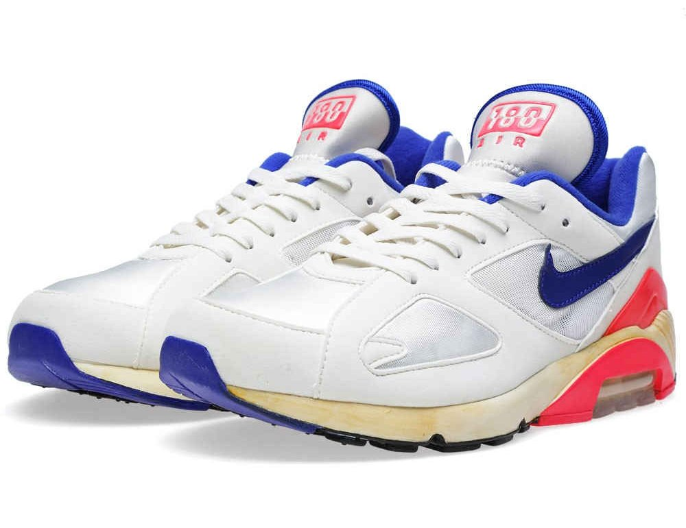 nike air max 180 og sail & ultramarine color