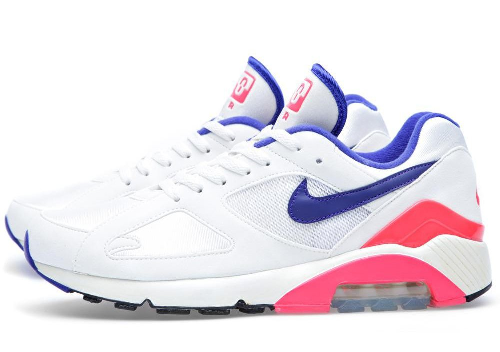 50% price amazing price super quality Nike Air Max 180 OG Ultramarine 2018 Release Date | SneakerFiles