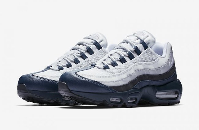 Nike Air Max 95 Essential Armory Navy 749766 406 | SneakerFiles