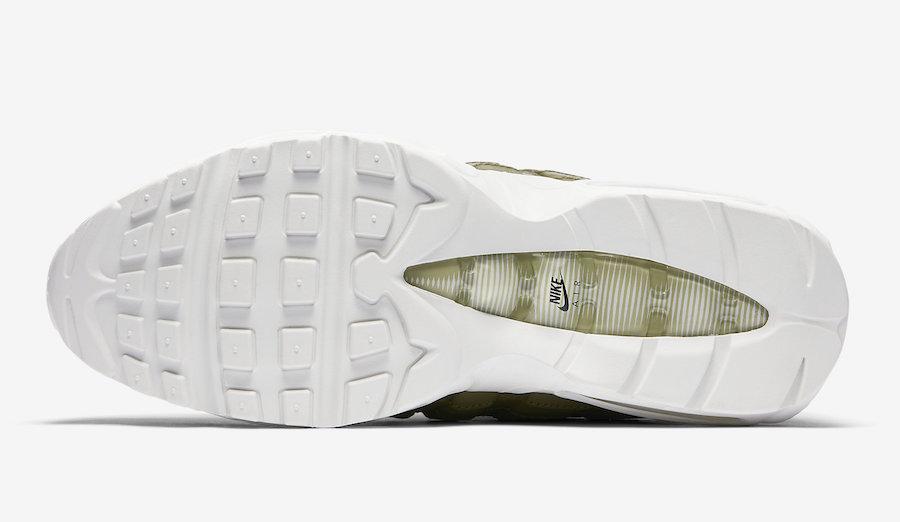 Nike Air Max 95 Verde Esencial EZxWm1M8
