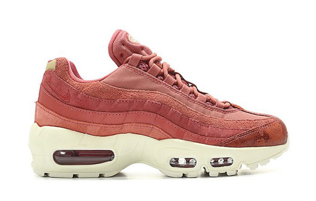 Nike Air Max 95 Premium Light Redwood Obsidian